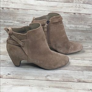 Sam Edelman Maddox leather ankle bootie - 7.5